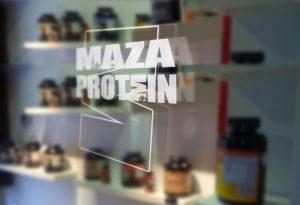 Logo Maza Protein