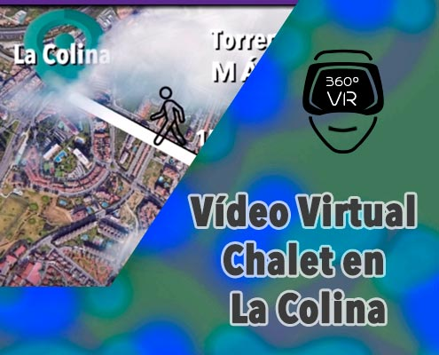 Visita virtual inmobiliaria en video