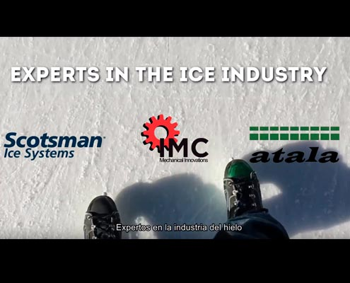 Experts in the ice industry imc scotsman atala